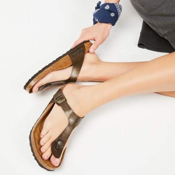 Free People Birkenstock Gizeh Sandals slides